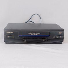 panasonic pvv4530 vcr 4 head hifi omnivision