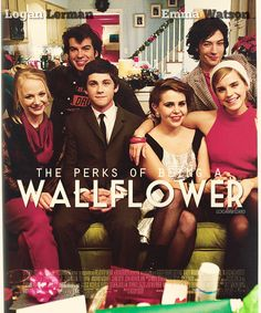 The Perks of Being a Wallflower movie! Love the novel. #excited