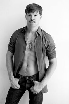 Variations on a Theme: Rannells' 'stache