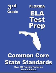 3rd Grade Florida Common Core ELA