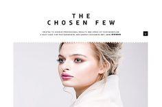 The Chosen Few LR by GOICHA on @creativemarket