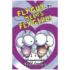 Fly Guy Meets Fly Girl! Book