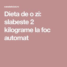 Dieta de o zi: slabeste 2 kilograme la foc automat Romantic Films, How To Get Rid, Holiday Parties, Metabolism, Natural Remedies, Health Tips, The Cure, Health Fitness, Weight Loss