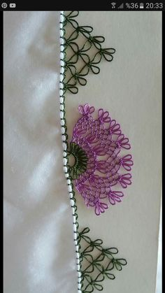 Viking Tattoo Design, Viking Tattoos, Needle Lace, Bobbin Lace, Beaded Embroidery, Embroidery Stitches, Tatting, Sunflower Tattoo Design, Thread Work