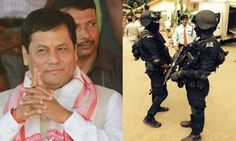 "CM Sonowal gets Z+ Security with NSG Cover ""In view of High Threat Perception"""