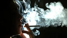 El cigarrillo, La cortina de humo de mis emociones