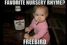 Nursery rhyme?