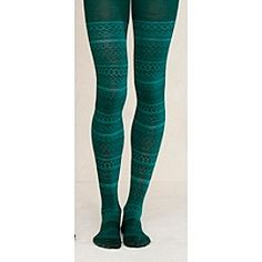 Estonia tight by Smartwool (love me some smartwool), evergreen