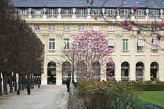 Palais Royal by Farfelue, via Flickr