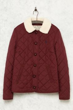 The Emrick Quilted Jacket   Jack Wills