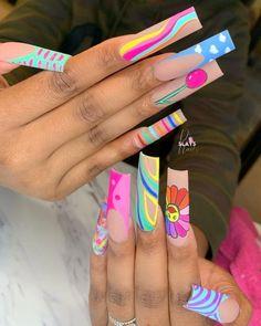 Exotic Nails, Beauty, Nail Inspo, Pretty Girls, Fashion, Moda, Cute Girls, Fashion Styles, Beauty Illustration