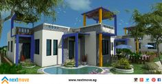 Type: Villa - For sale Place: North Coast Area: 200 m2 For more details: http://nextmove.eg/listing/property/details/Villa-ForSale-North-Coast_3368