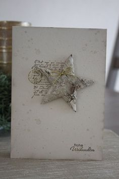 Christmas card #Christmas #card #star
