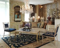 Jaya Ibrahim living room design