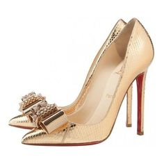 Christian Louboutin Shoes Spring 2012 liked on Polyvore
