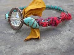 sari silk bangle bracelet - Google Search