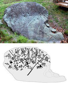 Carolinas' rocks hold ancient messages