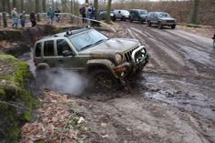 Jeep KJ ... Yes
