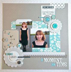 Designed using Teresa Collins 'Memories' collection .....