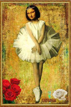 Mona ballet star, junibears, via Flickr