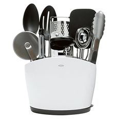 OXO Good Grips 10Piece Everyday Kitchen Tool Set -- Details can be found by clicking on the image.