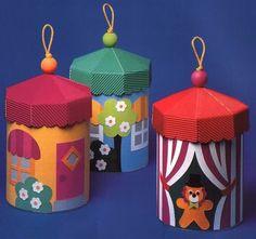 Paper crafts for kids Paper Crafts For Kids, Diy Paper, Diy For Kids, Diy And Crafts, Fiesta Decorations, Art Corner, Ideas Para Fiestas, Circus Party, Handmade Crafts