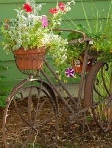 garden crafts projects | Easy garden projects.