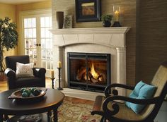 Genial Hearthside Fireplace U0026 Patio: Perfect Spot For A Glass Of Wine. #Inspiration
