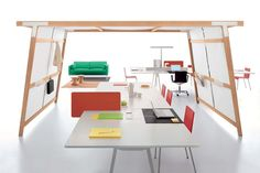 Space dividers | Partitions-Space dividers | Joyn | Vitra. Check it out on Architonic