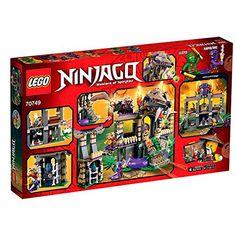 Amazon.de: Lego Ninjago 70749 - Tempel der Anacondrai: Spielzeug