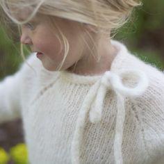 Myk genser / soft sweater (norwegian and english version)