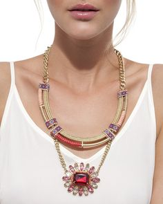 Sol Stone Necklace - JewelMint