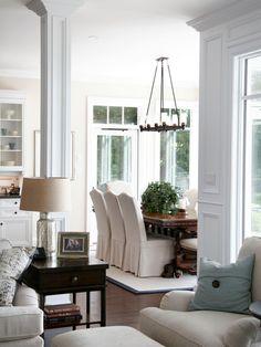Barrie Residence - traditional - living room - toronto - Staples Design Group