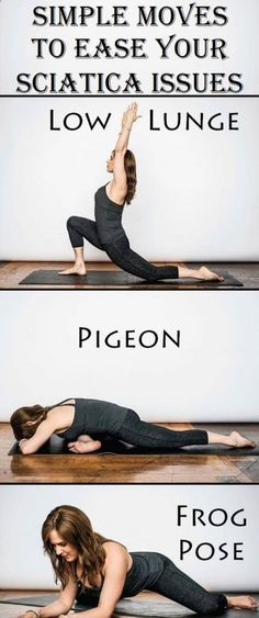 Best Sciatica Stretching Exercises
