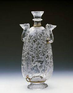 """""""Botella con anillas"""", Anónimo, último tercio del siglo XVI"""