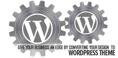 Give Your Business an Edge By Converting Your Design to WordPress Theme #WordPress #psddesign #psdtowordpress