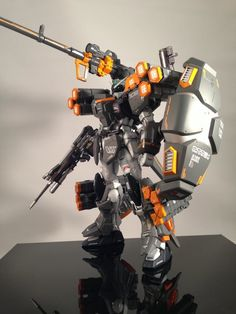 MG 1/100 Duel Gundam Assault Shroud - Custom Armor. Modeled by primarymhgb