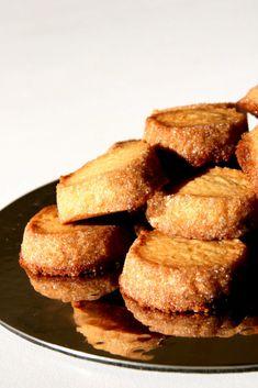 Sablés diamants très faciles Flan Dessert, Biscotti Cookies, Mini Desserts, Beignets, Shortbread, Macarons, Tea Time, French Toast, Food And Drink