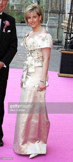 The Countess Of Wessex Attends The Blush Ball At London'S Natural… | POWER 97.4