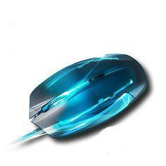 Colorful ratón del juego del USB del ratón con cable – USD $ 52.99