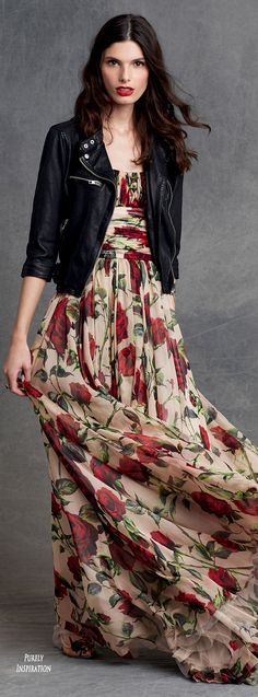 Dolce&Gabbana Winter Collection Women's Fashion RTW | Purely Inspiration