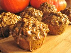 My Own Sweet Thyme: Pumpkin Spice Latte Muffins with POMx Iced Coffee