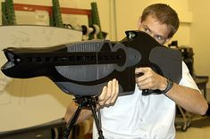 10 Futuristic Weapons You Won't Believe Are Actually Real