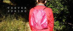 Teever S P R I N G Shirt Bag, T Shirt, Bomber Jacket, Spring, Fabric, Jackets, Design, Fashion, Supreme T Shirt