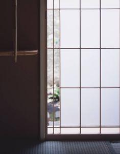 障子: 矩須雅建築研究所が手掛けた窓です。