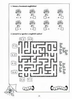 Albumarchívum - Mesés matematika Hush Hush, Worksheets, Archive, Picasa, Literacy Centers, Countertops
