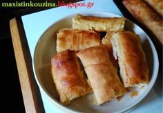 Μάχη στην κουζίνα: Ρολό Τυρόπιτας Hot Dog Buns, Hot Dogs, Bread, Food, Brot, Essen, Baking, Meals, Breads