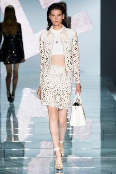 Versace Pret A Porter S/S 2015 Pasarela Milán