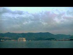 AIDAperla lascia Nagasaki, direzione Palma di Maiorca per il suo battesimo