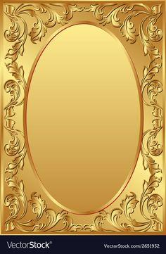 Golden background vector image on VectorStock Old Paper Background, Golden Background, Flower Background Wallpaper, Background Images Wallpapers, Colorful Wallpaper, Seamless Background, Free Vector Images, Vector Free, Curtains Vector